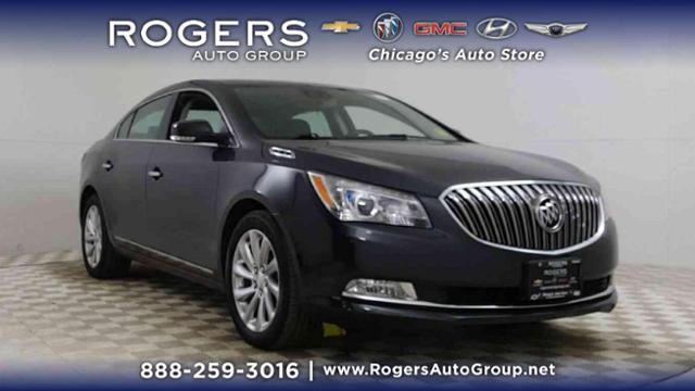 Certified Pre-Owned 2015 Buick LaCrosse 4dr Sdn Leather FWD