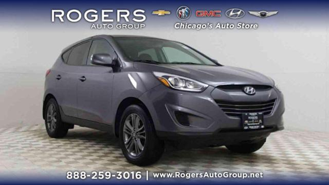 Certified Pre-Owned 2015 Hyundai Tucson AWD 4dr GLS