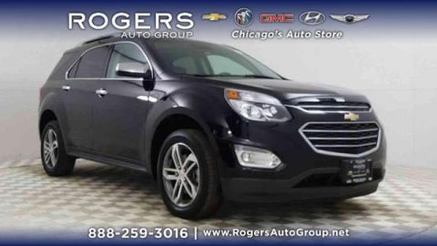 Certified Pre-Owned 2017 Chevrolet Equinox FWD 4dr Premier