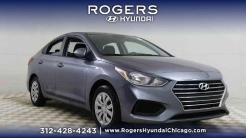 New 2019 Hyundai Accent SE Sedan Auto