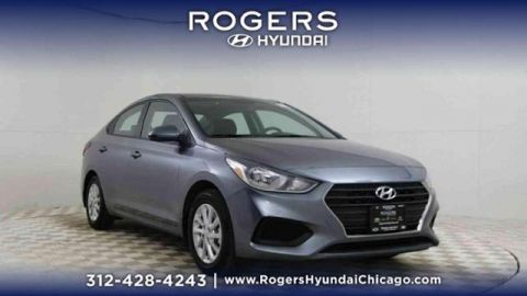 New 2018 Hyundai Accent SEL Sedan Auto