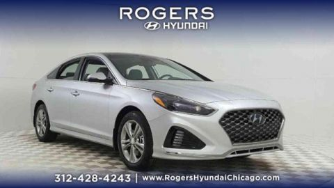 New 2018 Hyundai Sonata Limited 2.4L