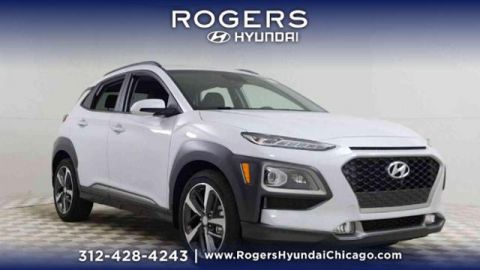 New 2019 Hyundai Kona Limited 1.6T DCT AWD