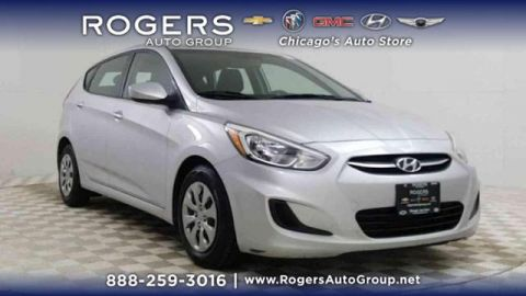 Certified Pre-Owned 2017 Hyundai Accent SE Hatchback Auto