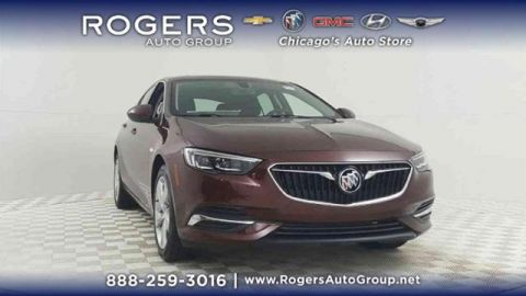 New 2018 Buick Regal Sportback 4dr Sdn Preferred FWD
